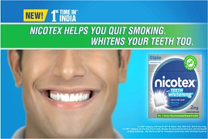 Tvc for nicotex