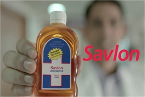 Commercial for savlon