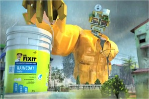 Tvc for dr fixit