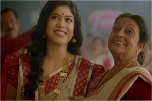 Festival commercial for dabur fem