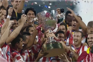 Promo for indian super league