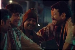 Brand campaign video for eicher