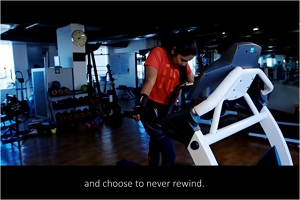 Reebok india campaign feat. vijaylaxmi