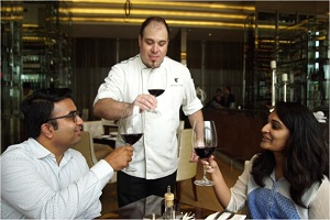 Profile story of chef huber   jw marriott pune