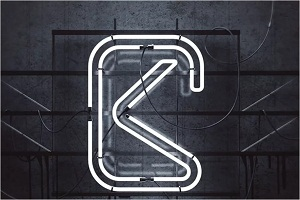 Logo animation for skult