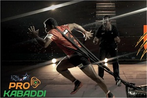 Pro kabaddi league sports commercial