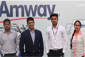 Corporate film for glister   amway india