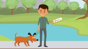 Explainer video for a pet care c 300x169